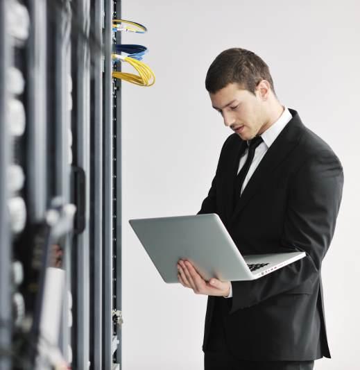 empresa de gestión de sistemas informáticos