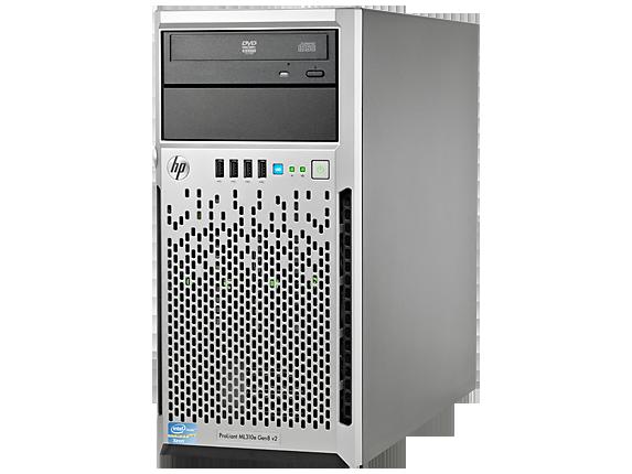 Servidor Basico HP Proliant 310 V8
