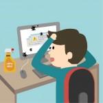 Limpiar virus de Ordenador en tres pasos.