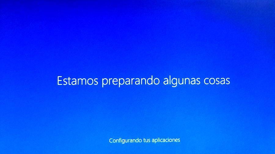 Configurando algunas cosas de windows 10