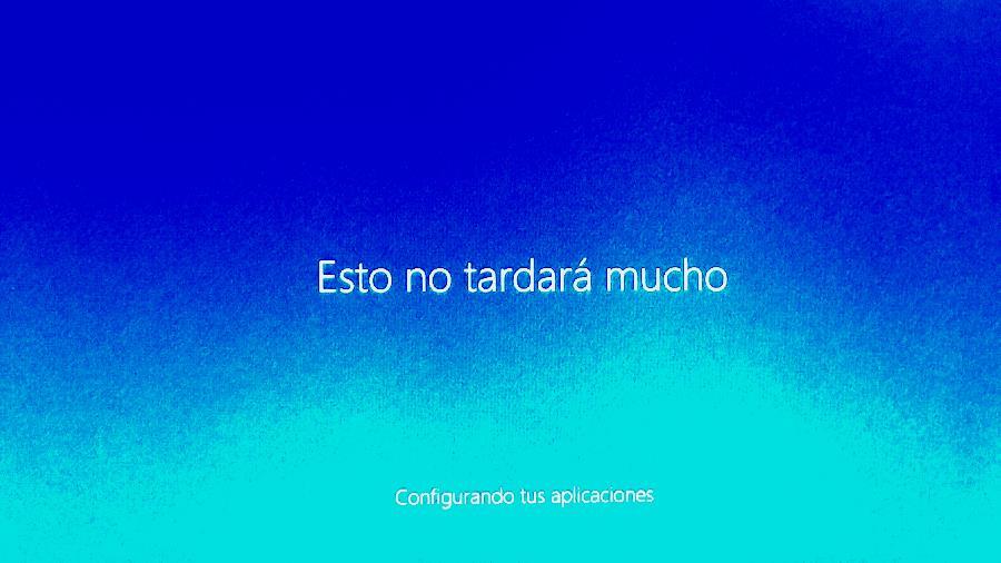 Configurando aplicaciones de windows 10