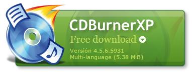 Logo de programa para copiar CD/DVD