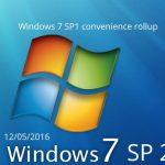 No actualizar a Windows 10 y estar seguro con Windows 7, Service Pack 2 Windows 7.