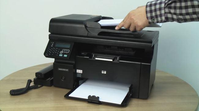 Escaneando documento a pdf/a